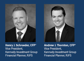 Kennedy Investment Group Announces Executive Leadership Promotions